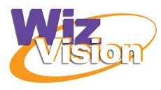 wiz-vision logo