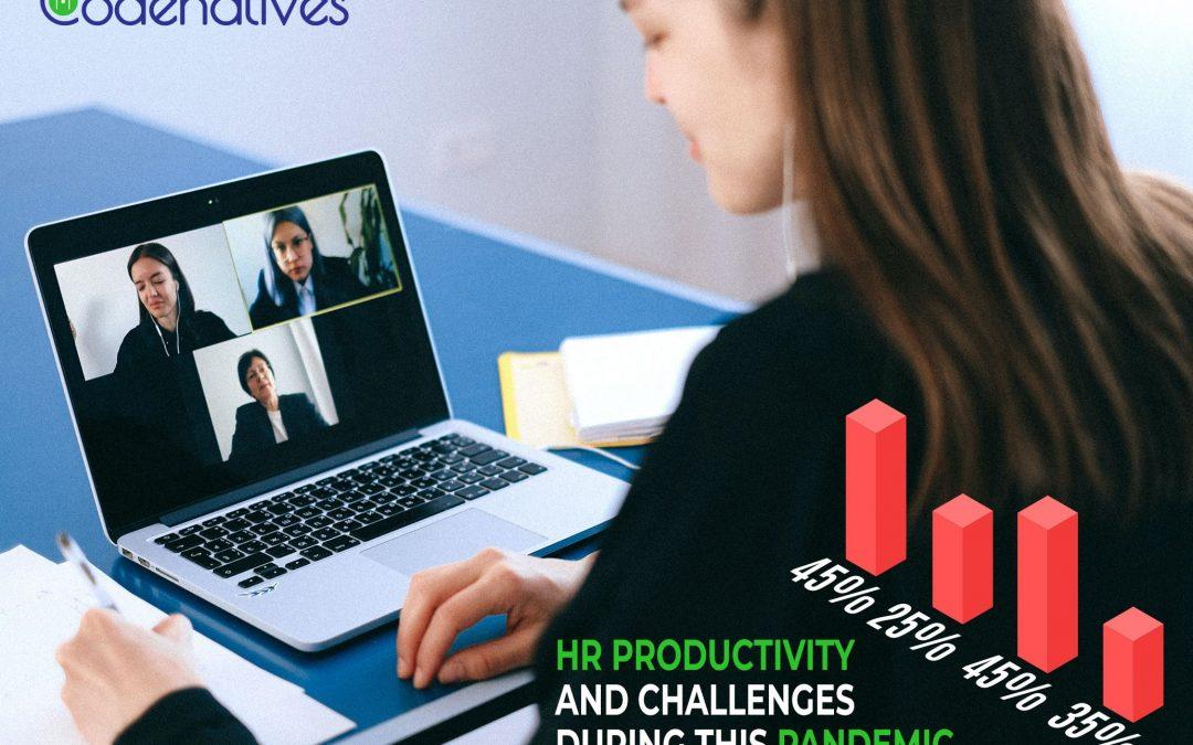 HR productivity, Human resource management, Human resource at pandemic